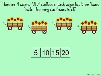 Skip Counting (Great for Google Classroom!)