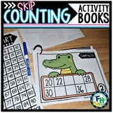 Skip Counting Activity Books {Count by 2s, 5s, 10s} - Print or Digital