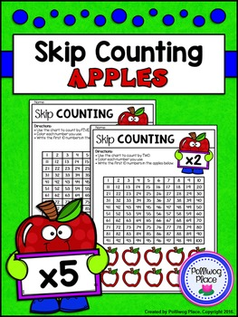 Skip Counting: Apples