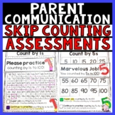 #SPRINGSAVINGS Skip Counting Assessments