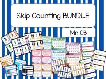 Skip Counting BUNDLE