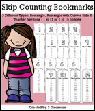 Skip Counting Bookmarks