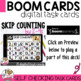 Skip Counting Boom Cards