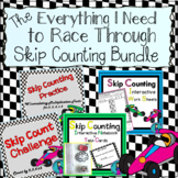 Skip Counting Bundle {Interactive Notebook, Quick Printabl