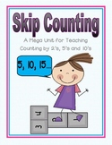 Skip Counting By 2's, 5's and 10's: An Interactive Skip Counting Tool Kit