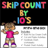 Skip Counting By Tens!