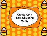 Halloween Skip Counting Worksheets