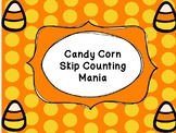 Halloween Skip Counting Worksheets