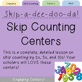 Skip Counting Center Activity