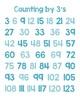 Skip Counting Charts