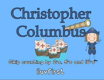 Skip Counting-Christopher Colombus