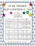 Skip Counting - Clip Cards, 0-121