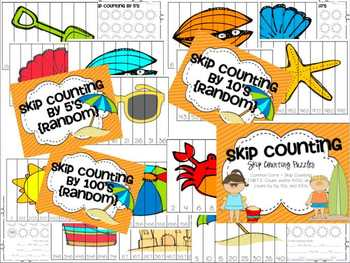 Skip Counting Common Core