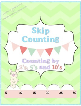 Skip Counting: Counting by 2's, 5's and 10's