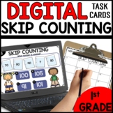 Skip Counting DIGITAL TASK CARDS