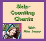 Skip-Counting Chants and Songs: Learn Multiplication and Division Facts