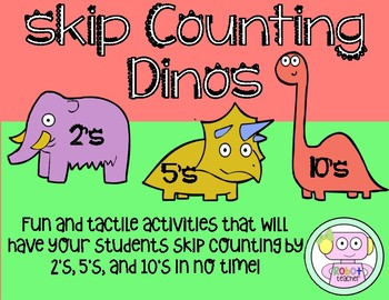 Skip Counting Dinos