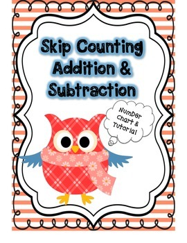 Skip Counting Double Digit Addition & Subtraction