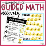 Number Sense Guided Math Activity Skip Counting Ducks
