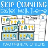 Skip Counting Easter Theme