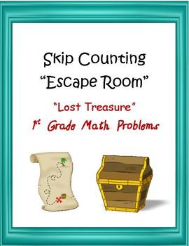 Skip Counting Escape Room