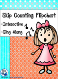 Skip Counting Flipchart 2's-9's