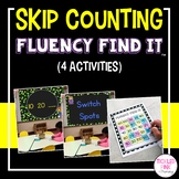 Skip Counting Fluency Find It®