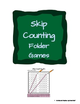 Skip Counting Folder Games