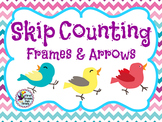 Skip Counting with Frames and Arrows