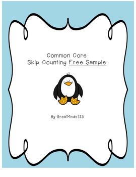 Skip Counting - Free Sample