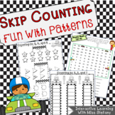 Skip Counting Fun With Patterns