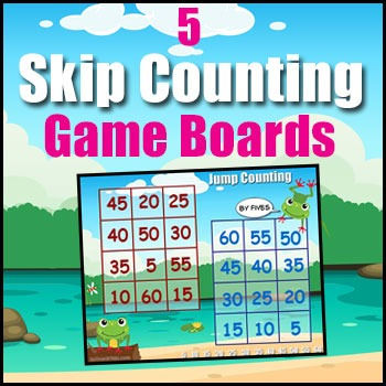 Skip Counting Game
