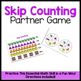 Skip Counting Game Freebie!