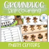 Skip Counting Groundhog Day Theme