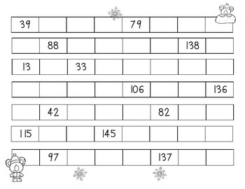 Skip Counting Koalas - Skip Counting by 10s - Number Patterns Practice Worksheet