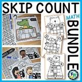 Skip Counting Math Bundle
