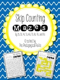 Skip Counting Mazes
