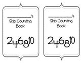 Skip Counting Mini Book