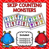 Skip Counting Monsters