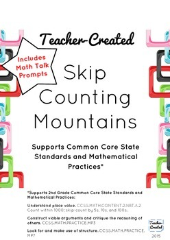 Skip Counting Mountains