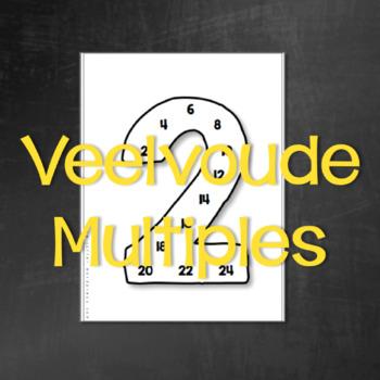 Skip Counting / Multiples / Veelvoude
