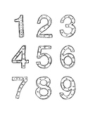 Skip Counting Multiplication Handout Quick Look