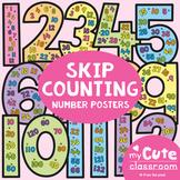 Skip Counting Number Display