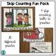 Skip Counting Fun Pack