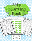 Skip Counting Pack: 2's, 5's, and 10's