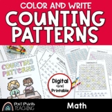 Skip Counting Patterns, Distance Learning, Google Classroom