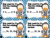 Skip Counting Penguins