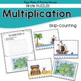 Skip-Counting Pirate Puzzles