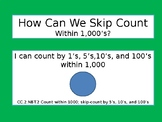 Skip Counting PowerPoint!