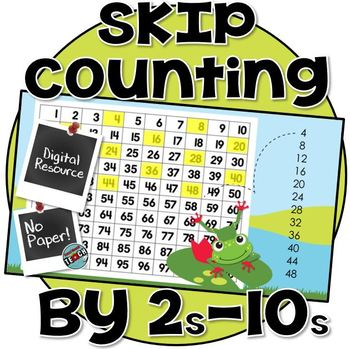 Skip Counting PowerPoint